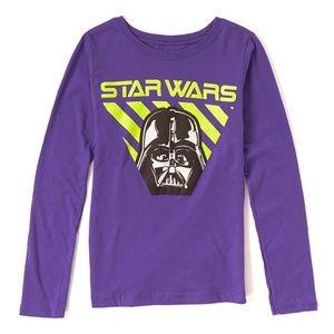 Disney's Star Wars Darth Vader Shirt NWT